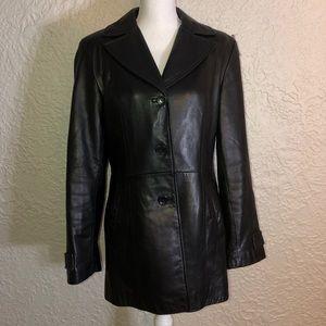 Black Leather Jacket.  Great!